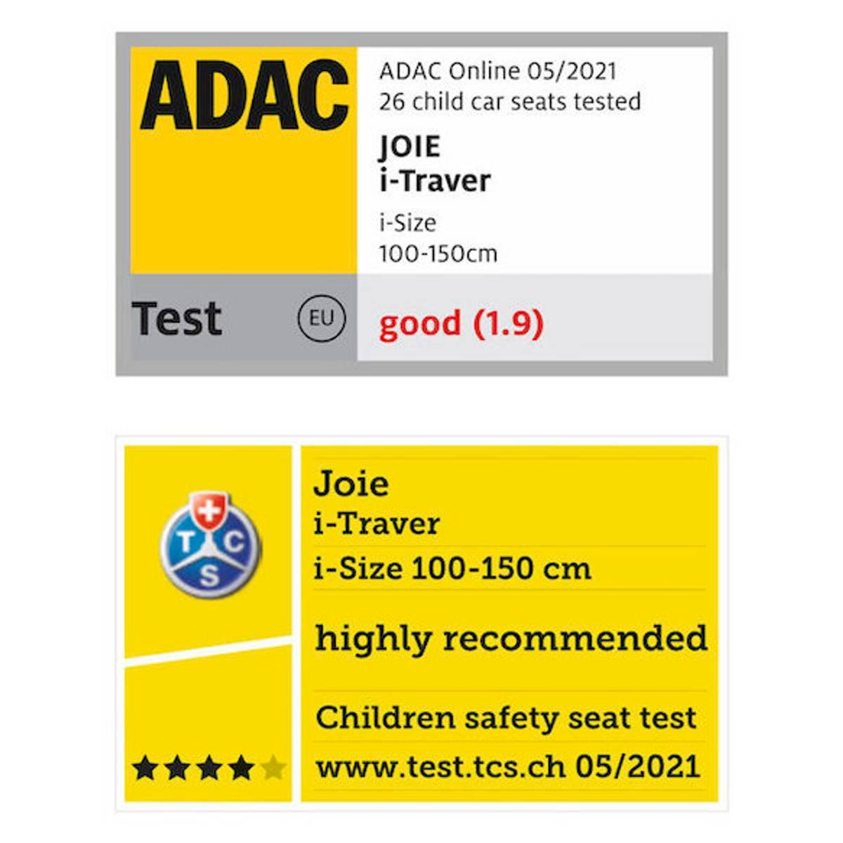Joie Signature | I-Traver Beltestol 15-36kg | Cider